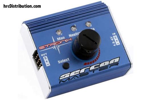 Etronix - ET0050 - Electronique - Testeur de servo/variateur