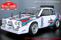 Car - 1/10 Electric - 4WD Rally - ARR - Lancia Delta S4 Biasion 1986 without Electronics