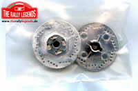 Replacement Part - Rally Legends - Long Hex Hub (2 pcs)