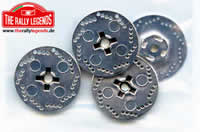 Replacement Part - Rally Legends - Short Hex Hub (4 pcs)