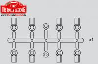 Replacement Part - Rally Legends - Tie-Rod Ends