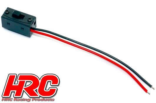 HRC Racing - HRC9257A - Switch - On/Off - 2 wires (replacement switch)