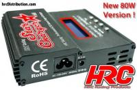 Charger - 12/230V - HRC Star Charger V2.0 - 80W