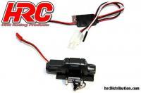 Pièces de carrosserie - Accessoires 1/10 - Scale - Treuil pour Crawler (remote controlled)