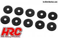 Body Cushion Rings - 1/10 & 1/18 (10 pcs)