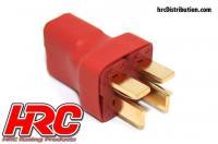 Adattatore - per 2 Pacchi di Batteria in Parallelo - Versione Compatta - Ultra T Connettore