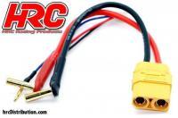 Cavo Charge & Drive - Connetore Gold 4mm a Connetore Batteria XT90 & Balancer