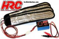 Tires Warmer - HRC Racing - Basic Model 1/10