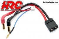 Cavo Charge & Drive - Connetore Gold 5mm a Connetore Batteria TRX & Balancer