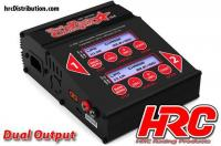 Charger - 12/230V - HRC Dual-Star Charger V1.0 - Max 2x 100W
