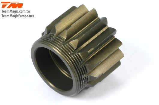 K Factory - K14122-16 - Option Part - G4 - ED HC 7075 Alum. 16T Clutch Gear