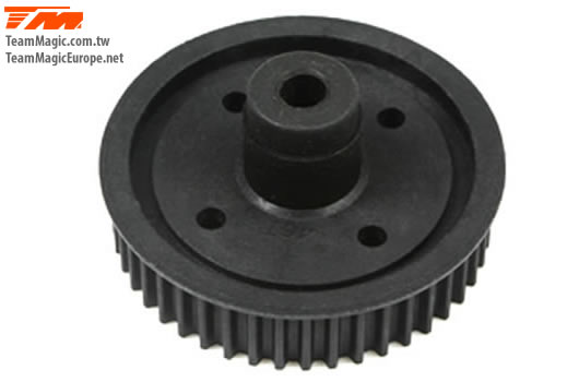 K Factory - K14122-8 - Option Part - G4 - ED Nylon 46T Rear Gear Diff Pulley