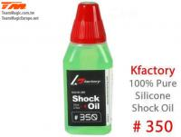 Silicone Shock Oil - 350 cps