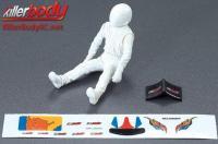 Body Parts - 1/10 Accessory - Scale - Driver