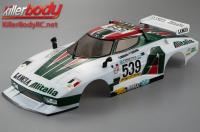 Body - 1/10 Touring / Drift - 195mm - Scale - Finished - Box - Lancia Stratos (1977 Giro d'Italia) - Racing