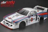 Body - 1/10 Touring / Drift - 195mm - Scale - Finished - Box - Lancia Beta Montecarlo (1981LM & 1979 Giro d'Italia) - Racing