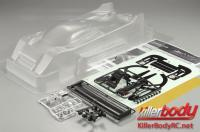 Body - 1/12 On Road - Scale - Clear - Lancia LC2