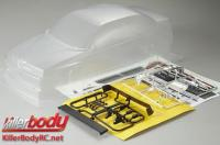 Body - 1/10 Touring / Drift - 195mm - Scale - Clear - Alfa Romeo 155 GTA