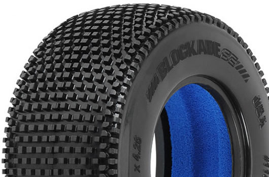 "Pro-Line - PL1183-01 - Tires - 1/10 Short Course - 2.2""/3.0"" - Blockade M2"