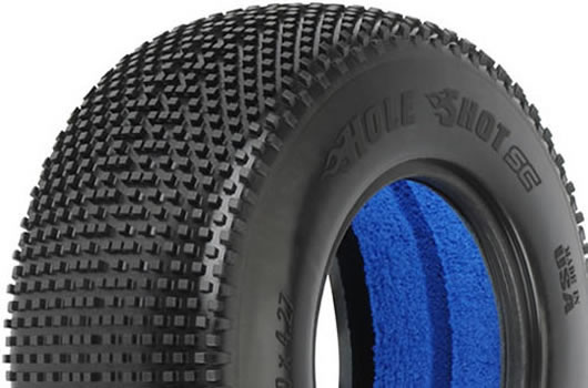 Pro-Line - PL1062-HRC - Tires - 1/10 Truck - mounted - all Purpose Wheels with AE T4 adapters - Road Rage 4pcs