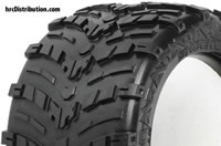 Tires - Monster Truck - 40 Series - Shockwave 3.8� (Traxxas® Style Bead)