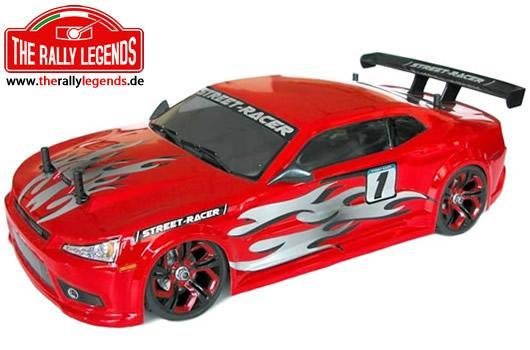 Rally Legends - EZQR11000 - Body - 1/10 Touring / Drift - 195mm - Painted - TMR Muscle Car