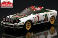 Car - 1/10 Electric - 4WD Rally - RTR - Lancia Stratos Alitalia Munari 1977