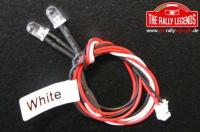 Replacement Part - Rally Legends - 5mm LED WHITE (2)