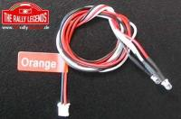 Replacement Part - Rally Legends - 3mm LED ORANGE (2)