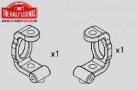 Replacement Part - Rally Legends - C-Hub 4° L/R (2 pcs)