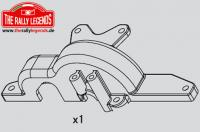 Replacement Part - Rally Legends - Gear Box Cover