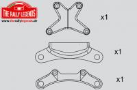 Replacement Part - Rally Legends - Front Bumper Holder