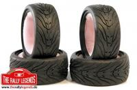 Tires - 1/10 Touring - Grip 40R (4 pcs)