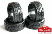 Tires - 1/10 Drift - V-Rage (4 pcs) Medium
