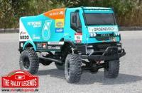 Body - 1/12 Rally - Scale - Painted - Iveco Trakker EVO 2