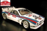 Car - 1/10 Electric - 4WD Rally - RTR - Waterproof ESC - Lancia 037 EVO 2 Rohrl San Remo 1983