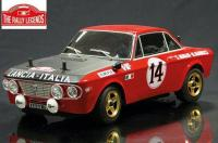 Car - 1/10 Electric - 4WD Rally - RTR - Waterproof ESC - Lancia Fulvia 1600 HF MonteCarlo 1972