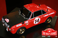 Car - 1/10 Electric - 4WD Rally - RTR - Waterproof ESC - Lancia Fulvia 1600 HF MonteCarlo 1972