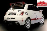 Car - 1/10 Electric - 4WD Touring - RTR - Abarth 500 Challenge