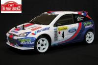 Car - 1/10 Electric - 4WD Rally - RTR - Waterproof ESC - Ford Focus WRC McRae / Grist 2001