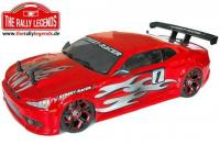 Body - 1/10 Touring / Drift - 195mm - Painted - TMR Muscle Car