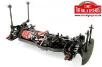 Car - 1/10 Electric - 4WD Rally - ARTR - Waterproof ESC - Lancia Fulvia 1600 HF MonteCarlo 1972 - PAINTED Body
