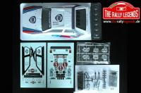Car - 1/10 Electric - 4WD Rally - ARTR - Waterproof ESC - Lancia Delta S4 - PAINTED Body