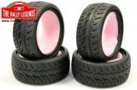 Tires - 1/10 Touring - TMR 26mm (4 pcs)