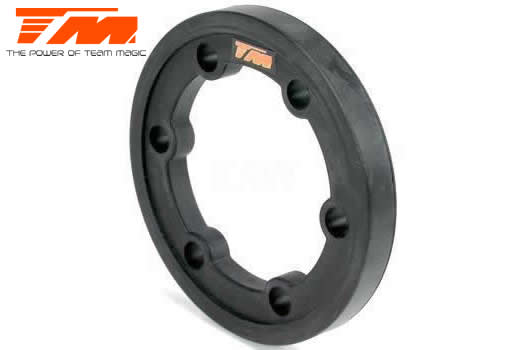 Team Magic - 111149 - Starterbox - Replacement Part - Rubber Wheel