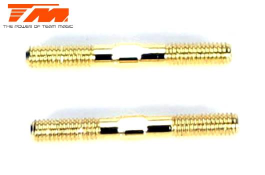 Team Magic - 116132-5C - Adjustable Rod - CR - 3x 25mm (2 pcs)