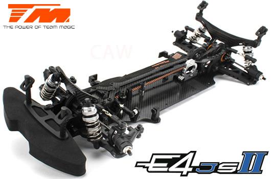 Team Magic - 507003 - Car - 1/10 Electric - 4WD Touring - Team Magic E4JS II Kit