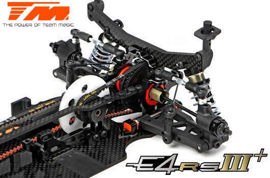 Auto - 1/10 Elektrisch - 4WD Touring - Wettbewerb - Team Magic E4RS III PLUS Bausatz