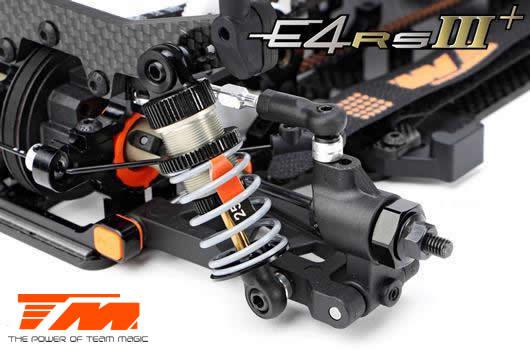 Auto - 1/10 Electrique - 4WD Touring - Compétition - Team Magic E4RS III PLUS Kit