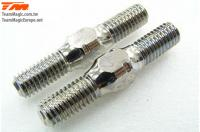 Adjustable Rod - Hardened - 5x 30mm (2 pcs)